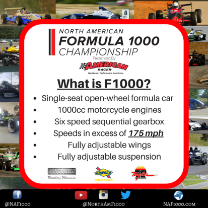 Single seat formula car Open wheel 1000cc motorcycle engines Speeds in excess of 150 mph. Welded Steel frame Fiberglass body Fully adjustable WingsFully adjustable suspension..png